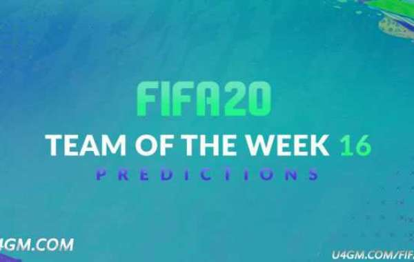 FIFA 20 Team of the Week 16 Prediction