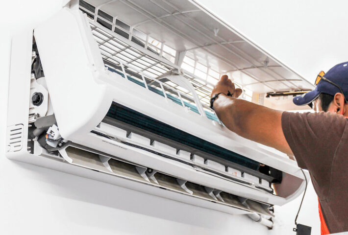 Doorstep AC Repair Sessions at Affordable Service Charges