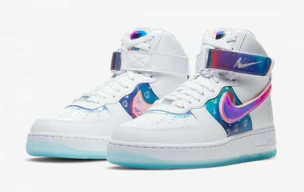 """New Sale Nike Air Force 1 High """"Have A Good Game"""" DC2111-191 Sneakers Online"""