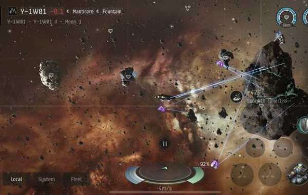 More than 200,000 participants joined EVE Online's COVID-19 project