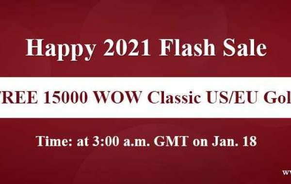 New year surprise:15000 best safe wow classic gold sites with Free on WOWclassicgp.com