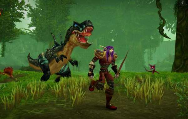 Players get the Slime Serpent mount in World of Warcraft: Shadowlands