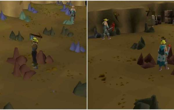 The Runescape game that works hard to upgrade