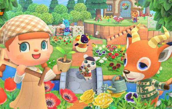 Characters in Animal Crossing