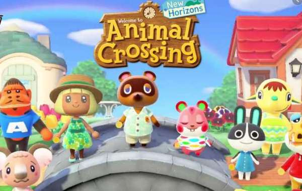 On our island, Animal Crossing: New Horizons rebuilt the void map